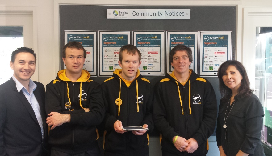 Bendigo Telco staff