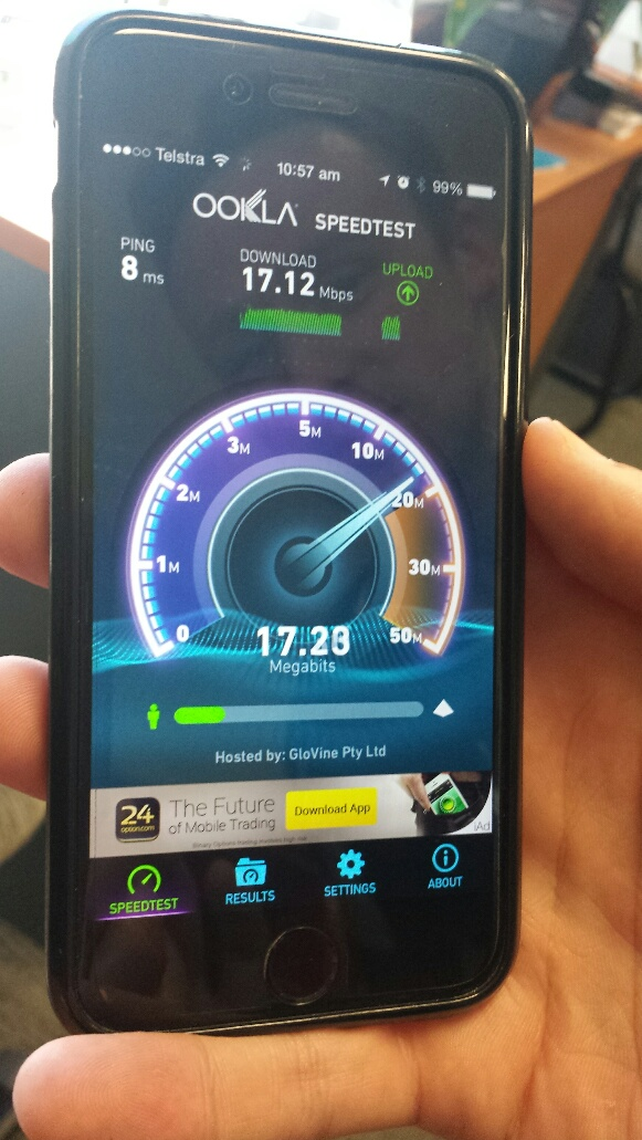 NBN Speed Test
